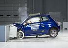 Fiat 500 je v Americe jedno z nejméně bezpečných aut