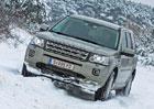 Land Rover Freelander Si4: První jízdní dojmy