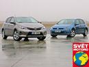 Toyota Auris 1.6 vs. Volkswagen Golf 1.4 TSI - Atentát na krále