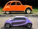 Citroën 2CV vs. Citroën Revolte