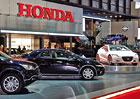 České zastoupení Hondy přešlo pod Honda Motor Europe