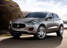 Fiat chce vyrábět SUV Maserati Levante a Alfa Romeo CXover