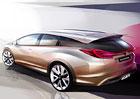 Honda Civic Wagon Concept: Větší kufr v sexy balení