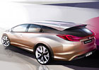 Honda Civic Wagon Concept: V�t�� kufr v sexy balen�