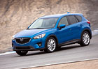 Mazda CX-5 dostala 2,5 Skyactiv-G, ale jen v USA