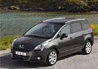 Peugeot 5008 zlevnil, stojí 370 tisíc Kč