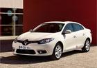 Modernizovaný Renault Fluence začíná na 264.900 Kč