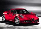 Alfa Romeo 4C: 1,8 Turbo a dvouspojková převodovka