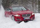 Jaguar XJ a XF AWD: První jízdní dojmy