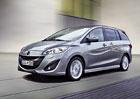 Mazda 5 prošla pro modelový rok 2013 decentními změnami