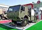 Tatra na výstavě obranného průmyslu IDEX 2013