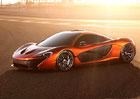 McLaren P1 je hybrid, má 916 koní a 900 N.m