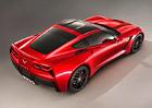 Corvette Stingray bude mít přes 700 koní