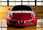 Alfa Romeo Disco Volante: Výroba potvrzena!