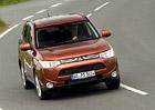 Mitsubishi Outlander má nový diesel se 132 kW a 450 N.m