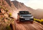 Range Rover: Osmiválec bude nahrazen šestiválcem