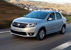 Dacia Logan: Nový model stojí 159.900 Kč