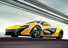 McLaren P1: Produkční hypersport konečně na oficiálních fotkách