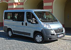 Test: Citroën Jumper Travel Bus 30 2.2 HDi Euro 5 - Za půl milionu