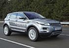 Land Rover představí jako první na světě devítistupňovou převodovku