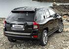 Jeep Compass s novým automatem koupíme i v Evropě