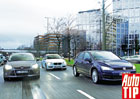 Srovn�vac� test: BMW 114i vs. Ford Focus 1.0 EcoBoost vs. Volkswagen Golf 1.2 TSI BMT