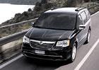 Lancia Voyager přijede s novým turbodieselem