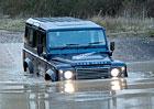 Land Rover Defender na elektřinu míří do Ženevy