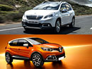 Peugeot 2008 vs. Renault Captur