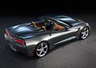 Corvette Stingray Convertible na nových fotografiích