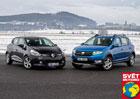 Srovnávací test: Renault Clio 1.5 dCi vs. Dacia Sandero 1.5 dCi - Trochu větší dilema