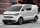 Volkswagen e-Co-Motion: Dod�vkov� v�z s nulov�mi emisemi