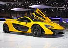 První statické dojmy: McLaren P1 je hybridní nástupce legendárního F1 s 916 koňmi (+video)