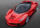 Ferrari LaFerrari je už kompletně vyprodáno