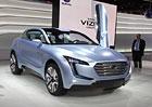 Subaru Viziv na autosalonových fotografiích: přestanou být Plejády ošklivé?