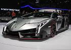 První statické dojmy: Lamborghini Veneno vypadá jako speciál z Le Mans