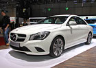 První statické dojmy: Mercedes-Benz CLA je stylový sedan pro dva (+video)
