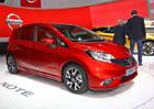 Prvn� statick� dojmy: Nissan Note l�k� v druh� generaci na l�biv�j�� vzhled
