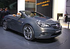 Prvn� statick� dojmy: Kabriolet Opel Cascada m� v hled��ku st�edn� t��du