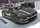 Koenigsegg Agera S Hundra: Karbon a zlato jako oslava jubilejní stovky