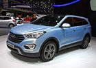 První statické dojmy: Hyundai Grand Santa Fe aneb nástupce ix55 se slavným jménem (+ video)