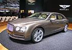 První statické dojmy: Bentley Flying Spur je auto, kancelář i luxusní obývák v jednom