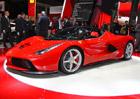 První statické dojmy: Ferrari LaFerrari aneb Maranello zanevřelo na vymýšlení jmen