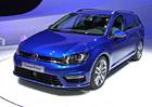 Volkswagen Golf Variant Concept R-Line: Optick� sportovnost i pro praktickou karoserii