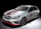 Mercedes-Benz Sport Genuine Accessories: Sportovní styl pro třídu A
