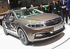 První statické dojmy: Qoros 3 sedan aneb Číňany musíme brát vážně (+video)