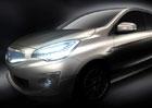 Mitsubishi Concept G4: Nový subkompakt i pro Ameriku