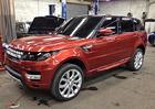 Nový Range Rover Sport zachycen nemaskovaný na špionážních snímcích
