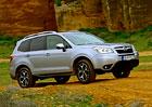 Subaru Forester 2013: Nový model stojí 679.000 Kč