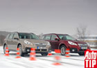 Srovnávací test: Subaru Outback 2.5i vs. 2.0D